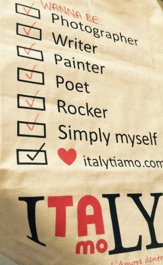 Customize your Italytiamo bag