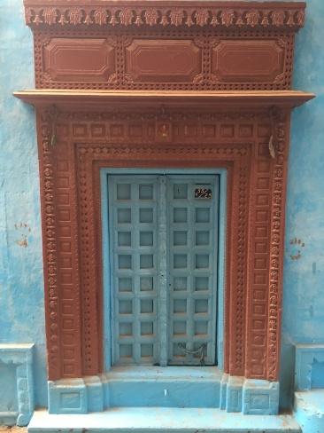 Una porta di Varanasi