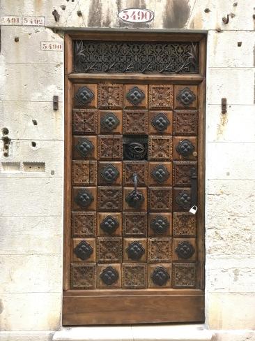 Una porta di Venezia