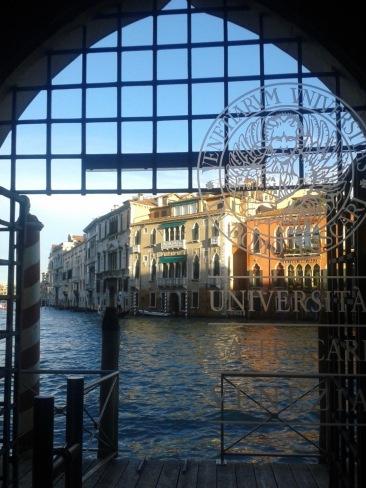 Una vista su Venezia