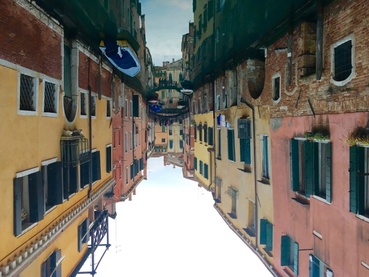 venice-canal-upside-down