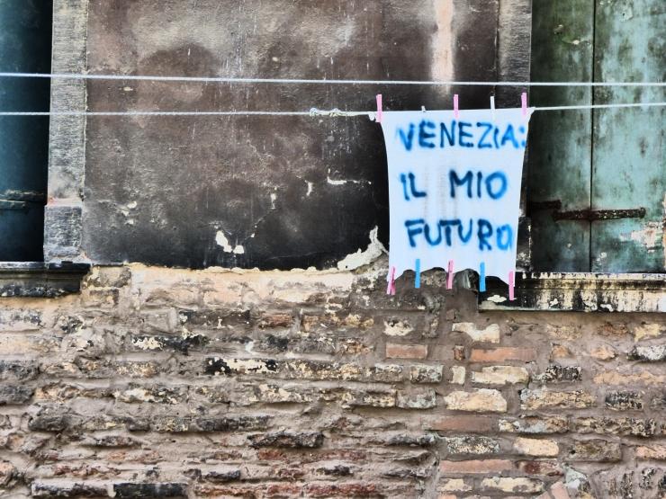 Ghost in Venice