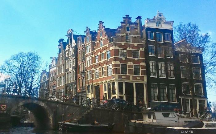 Amsterdam, buildings