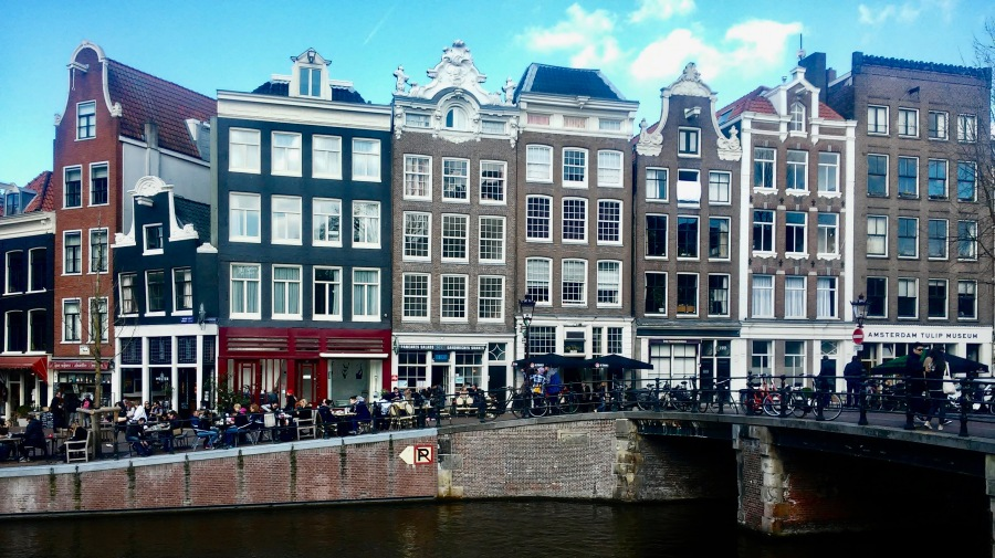 Amsterdam, canals
