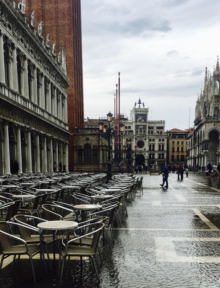 Orologio Venice Rain