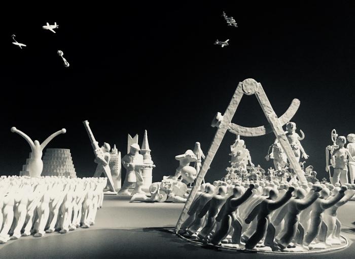 Biennale 2017 Russia