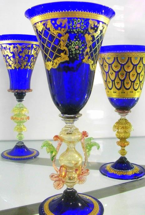 Linea Murano Art Glass