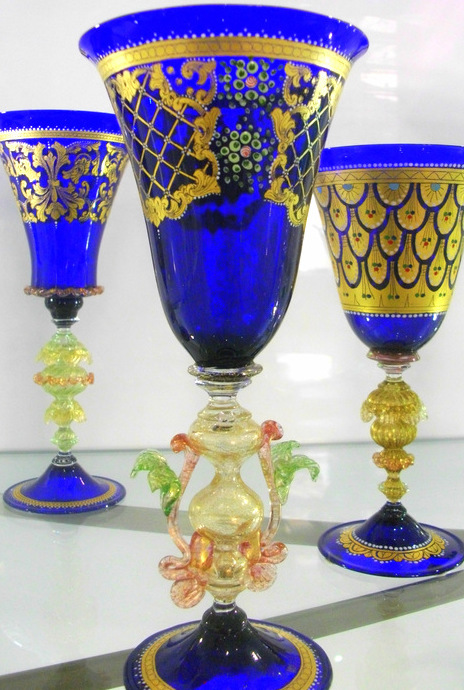 Linea Murano Art Glass