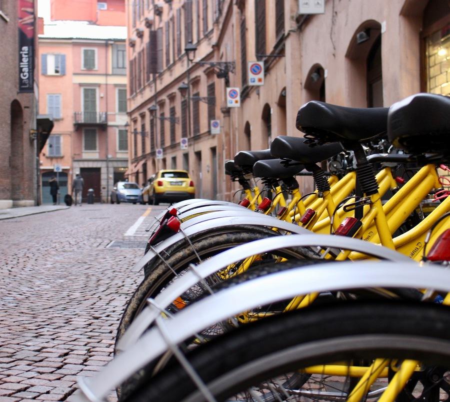 La Galleria bici Modena