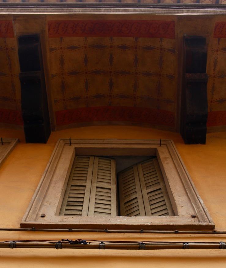 Palazzo affrescato Modena