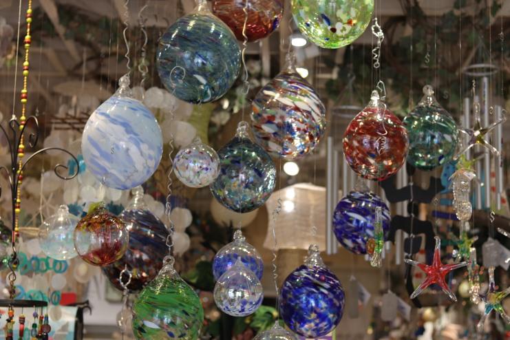 Murano glass from Florida