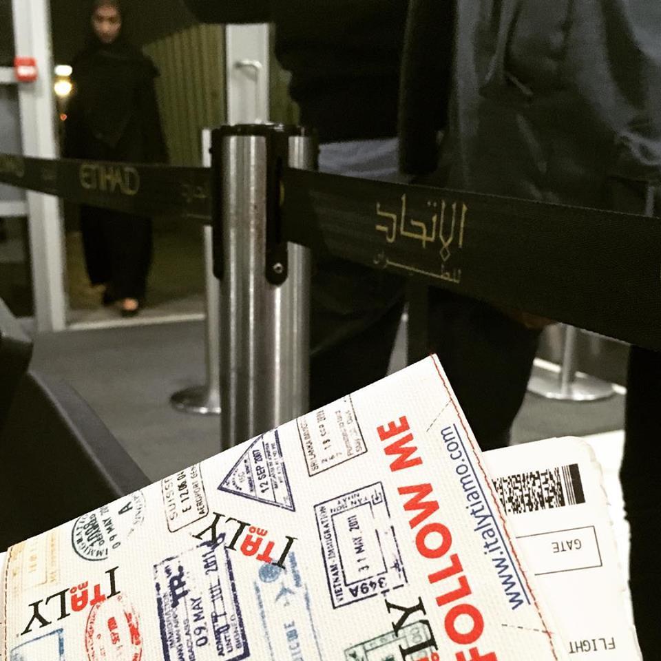Italytiamo in Abu Dhabi